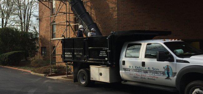 commercial cleanouts demolition