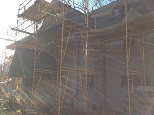 stucco removal a