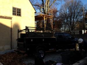 stucco removal c