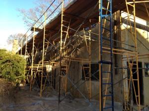 stucco removal e