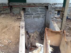deck & concrete removal